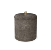 shagreen ice bucket aerin