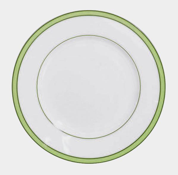 Tropic Green Dinner Plate  sc 1 st  Elizabeth Bruns & Tropic Green Dinner Plate - Elizabeth Bruns Inc.